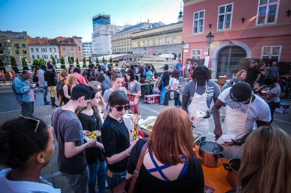 Zagreb: otvoreni grad? na Tjednu Afrike
