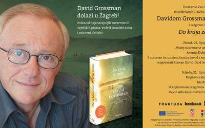 David Grossman u Booksi