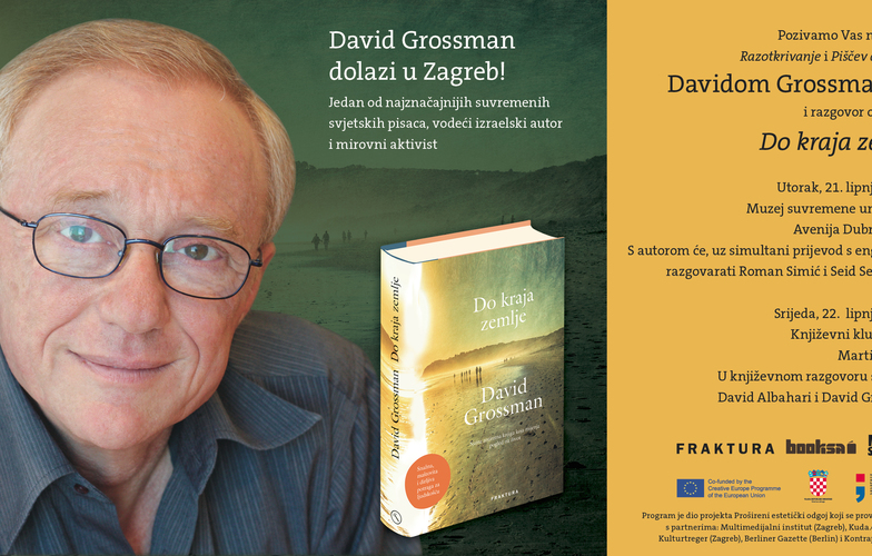 David Grossman u Booksi