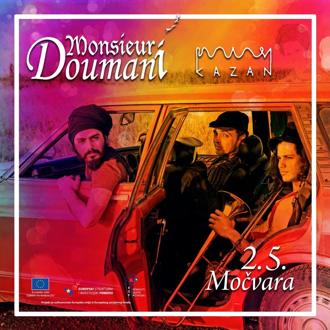 Monsieur Doumani u Močvari