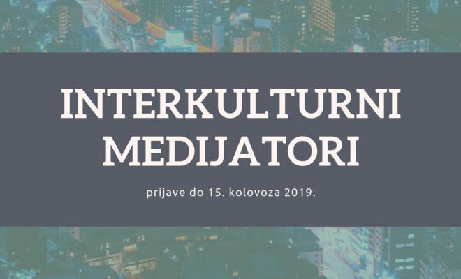 Trening za interkutlurne medijatore: Stvarajmo zajedno društvo dobrodošlice!