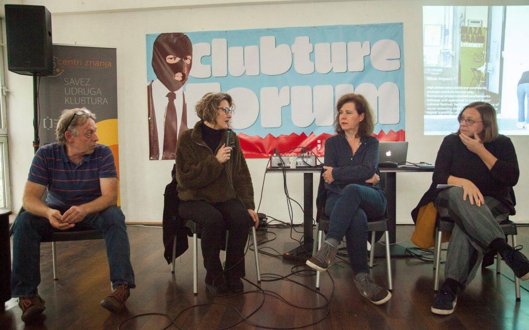 Iskustva društveno-kulturne suradnje i povezivanja