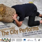 Alejandro Chellet: The City Performs