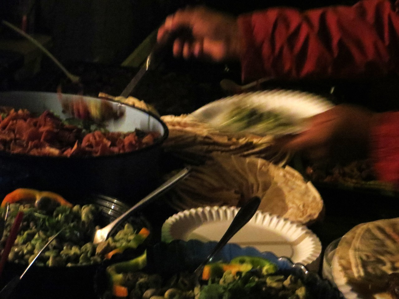 Arapska večer: plesno i gastronomsko druženje