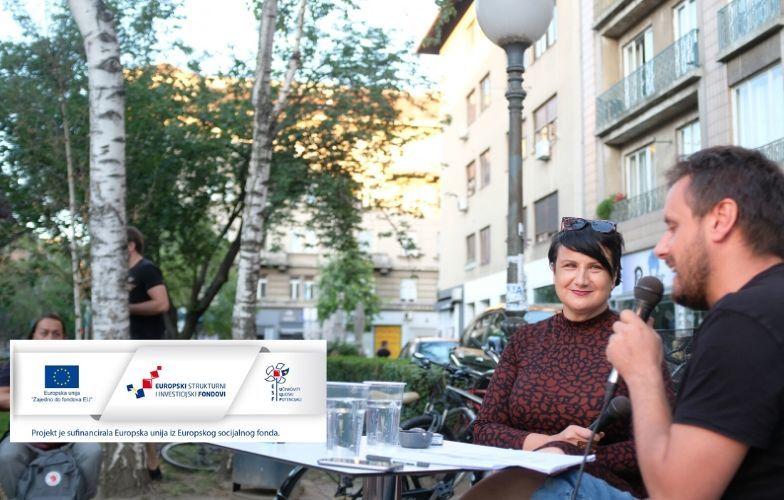 Poezija na živo – Dorta Jagić